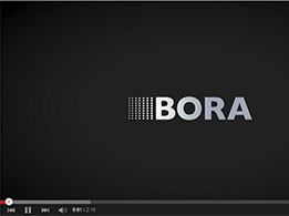 Video - Weltneuheit BORA Basic Cooktainment
