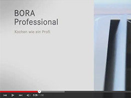 Video - Kochen mit BORA Professional